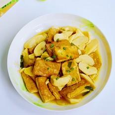 菌菇烩豆腐