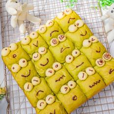 青蛙挤挤面包