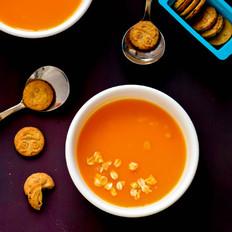 天冷了,喝一碗红薯燕麦粥吧,健脾开胃还不长肉