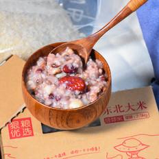 胚芽米杂粮腊八粥