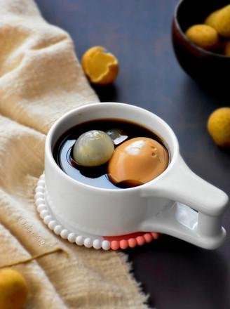 桂圆红糖鸡蛋甜汤的做法