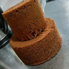 超级适合做蛋糕胚的摩卡蛋糕