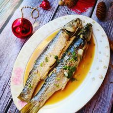 年年有鱼——家焖梭鱼