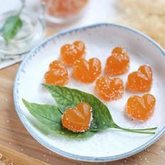 甜橙百香果软糖