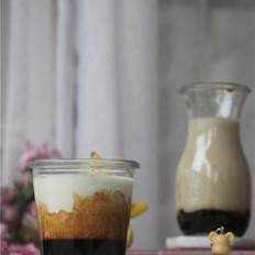 黑糖珍珠鲜奶