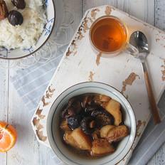香菇红烧五花肉