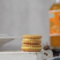 柠檬夹馅小饼干