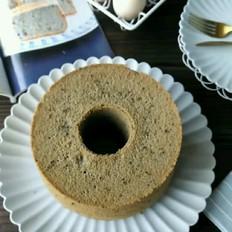 黑芝麻中空戚风蛋糕(17cm)