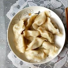 韭菜肉饺子