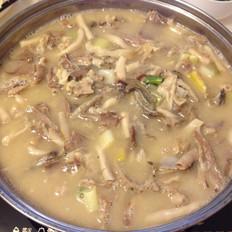 羊肉汤家常做法