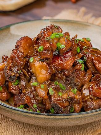 中餐厅同款麻油沙姜鸡的做法