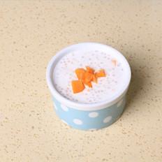 芒果椰浆西米露