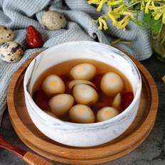 红枣百合鹌鹑蛋的做法大全