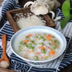 田园虾米粥