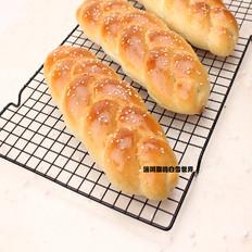 中种法辫子面包