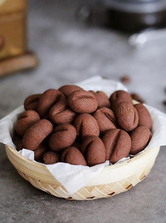 咖啡豆小饼干的做法