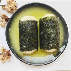 培根海苔包饭