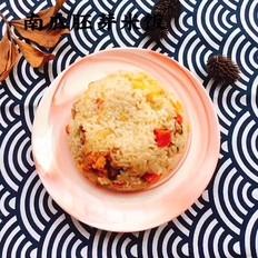 南瓜胚芽米饭