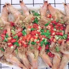 蒜蓉粉絲蝦