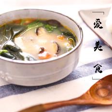 夏日味增汤