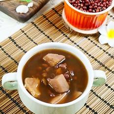 芋头红豆汤