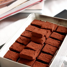 自制生巧克力