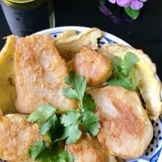 黄金粽子片