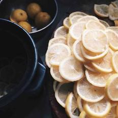 川贝柠檬膏