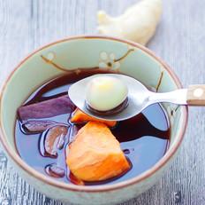 补气补血的老姜红糖双薯甜汤
