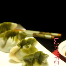 白菜翡翠水饺