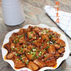 超级下饭的肉沫豆腐