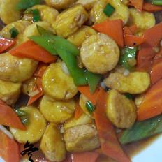 红烧日本豆腐
