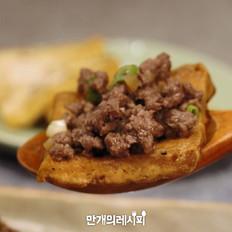牛肉烧豆腐
