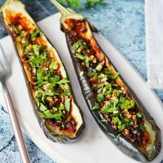 韩式酱烤茄子