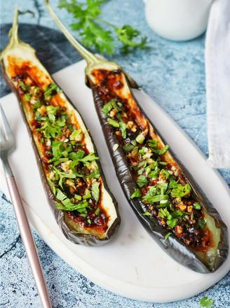 韩式酱烤茄子的做法