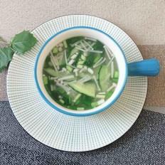瓜片汤的做法[图]