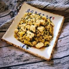 香椿豆腐的做法大全
