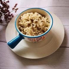 绿豆高粱米水饭