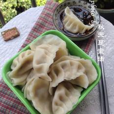 东北白菜鲜肉水饺