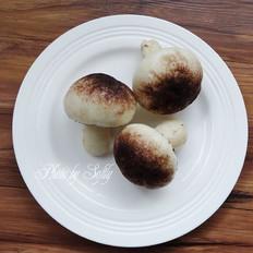 香雪面粉香菇造型馒头