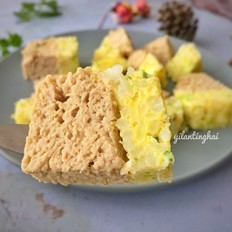 山药米饭糕