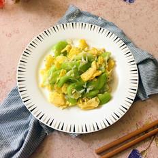 丝瓜银鱼炒鸡蛋