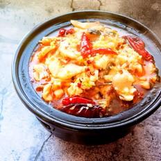 麻辣鲜香一锅----水煮鱼