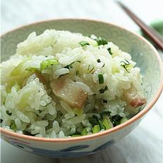 上海咸肉菜饭