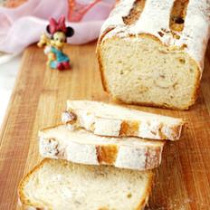 蜂糖菠萝蜜核面包