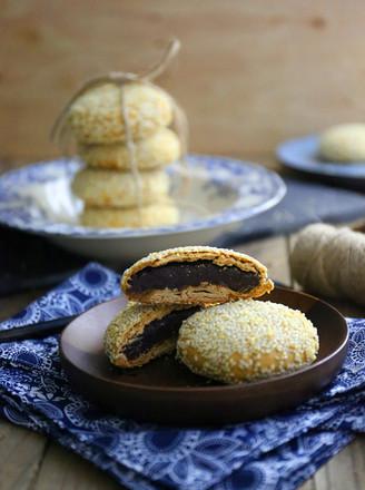 苏州麻饼的做法