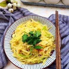 花椒土豆丝