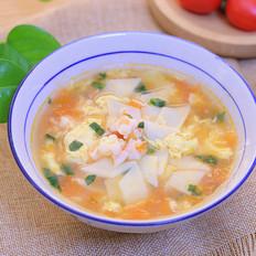 饺子皮面片汤 宝宝辅食食谱