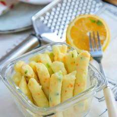 土豆手指条  宝宝辅食食谱