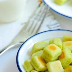 牛油果奶香小馒头  宝宝辅食食谱